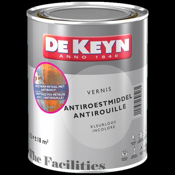 Vernis antirouille vernis antirouille incolore for Peinture sur bois verni