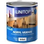 Vernis acrylique polyuréthane intérieur en phase aqueuse.